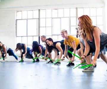 POUND Workout RISE Fitness