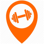 RISE FITNESS LOCAL GYM ICON