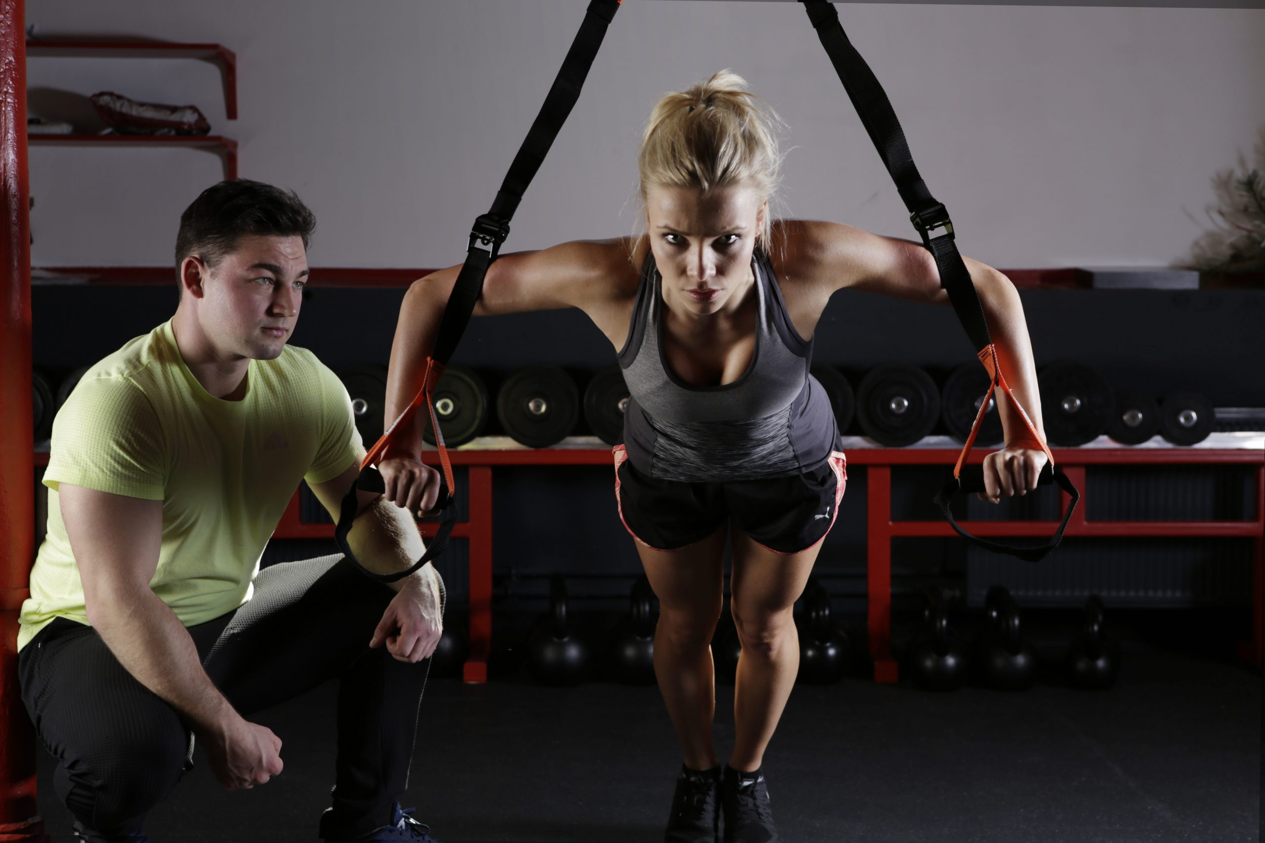 Rise Fitness Personal Trainers