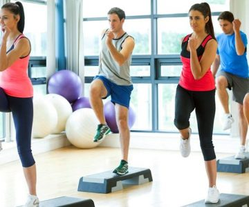 Step and Tone RISE Fitness