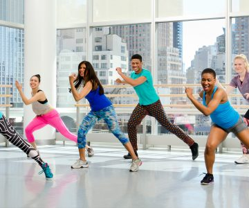 Zumba RISE Fitness