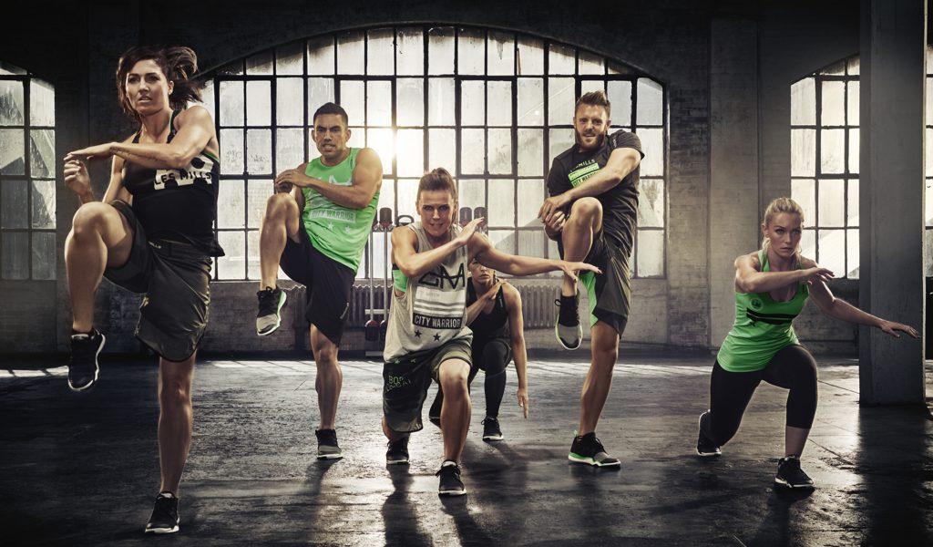 lesmills bodycombat RISE Fitness