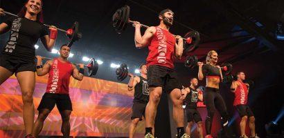lesmills bodypump RISE Fitness