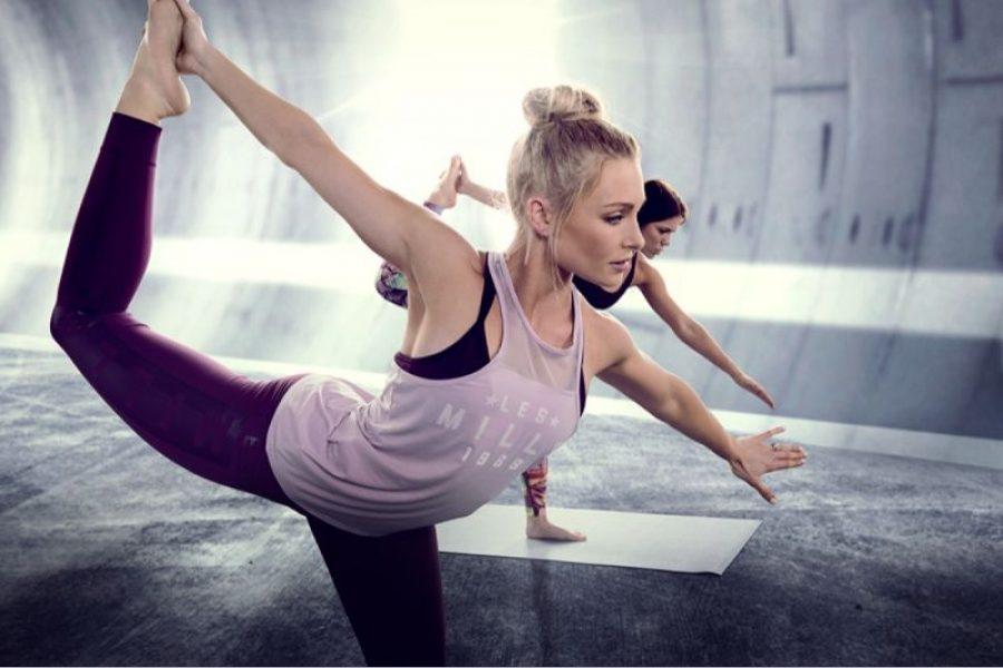 lesmills pilates RISE Fitness